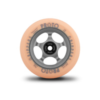 Proto Faded Grippers 'Orange on Ghost Grey' 110mm