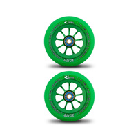 River Wheel Co 'Emerald' Glides 110mm