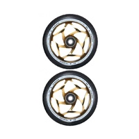 Envy Tri Bearing Wheel 120mm x 30mm | Black/Gold
