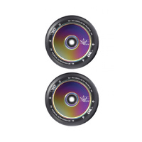 Envy Hollowcore Wheels Oilslick 120mm