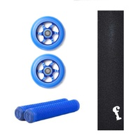 Flavor Awakening 110mm Wheel Pack | Blue