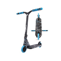 Root Industries Type R Mini Complete Scooter | Splatter Blue/White