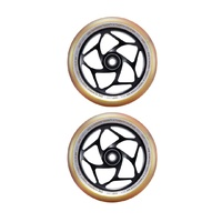 Envy Gap Wheel 120mm Scooter Wheels | Black/Gold