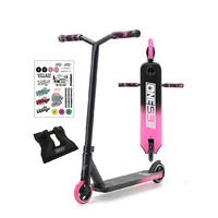 Envy One S3 Series 3 2021 Complete Scooter | Black/Pink