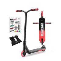 Envy One S3 Series 3 2021 Complete Scooter | Black/Red