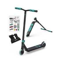 Fuzion Z250 Complete Scooter 2021 | Black/Teal