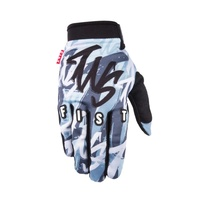 Fist Webbie Show Snow Camo Gloves