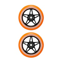 Envy S3 Wheels 110mm | Black/Orange