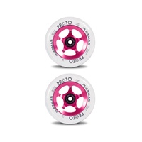 Proto Plasmas Scooter Wheels 110mm | Neon Pink
