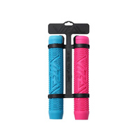 Vital Scooter Grips | Pink/Teal