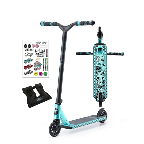 Envy Colt Series 4 Complete Scooter | Teal